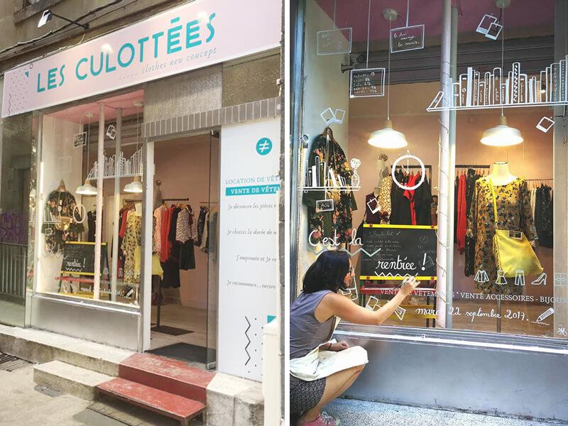 Magasin de mode et d'accessoires pour femmes à Clermont-Ferrand