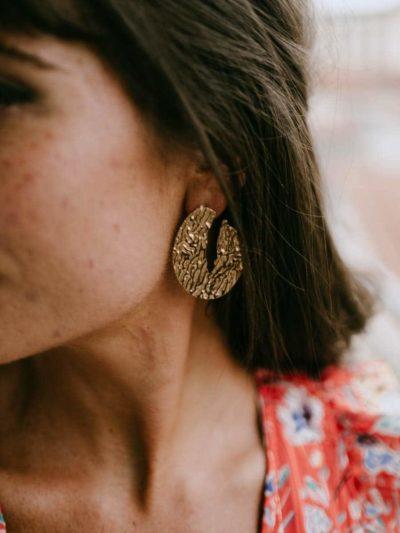 Boucles d'oreilles VENUS