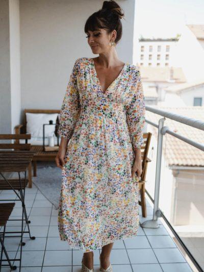 Robe SARA – Blanche