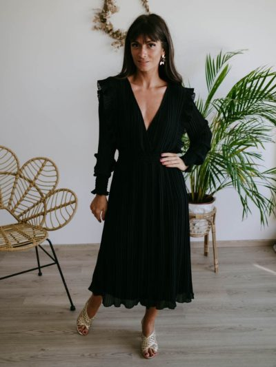 Robe IRINA Noire