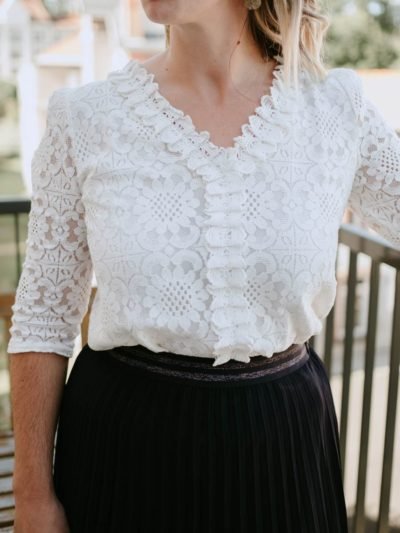 Blouse ISOLINE