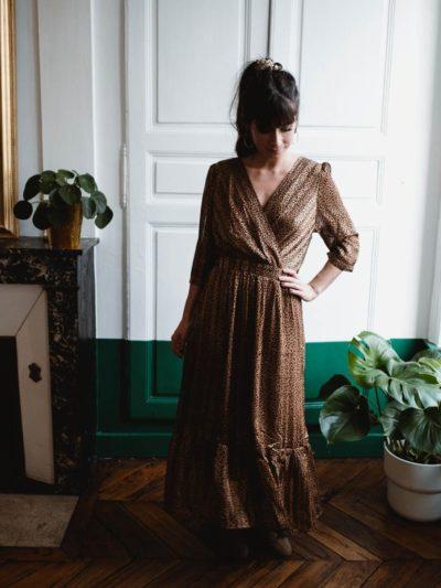 Robe OMBELINE