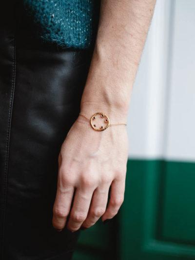 Bracelet HIVA noir
