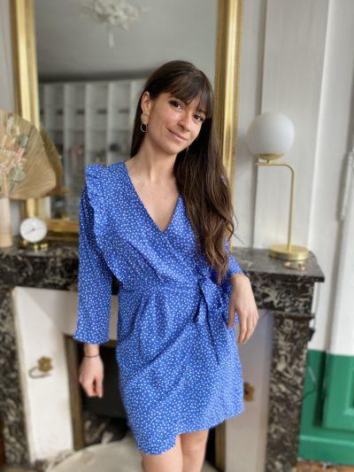 Robe MIA bleu