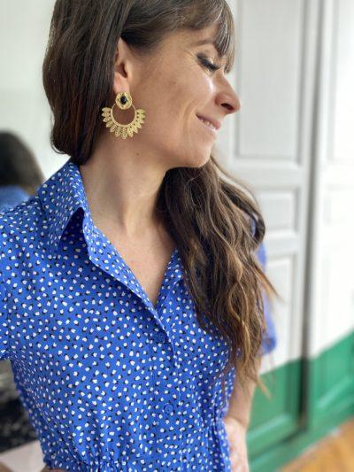 Robe ROMANE Mia Bleu