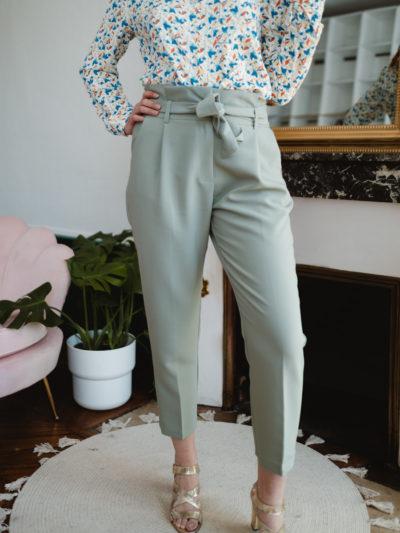 Pantalon ALEX Amande