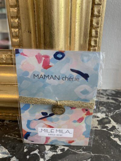 Bracelet MAMAN CHÉRIE