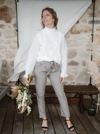 Pantalon JIMMY Beige