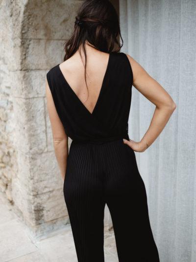 Combi-pantalon MONA Noire