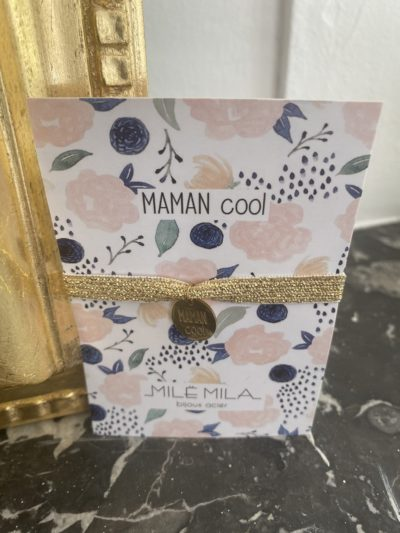Bracelet MAMAN COOL