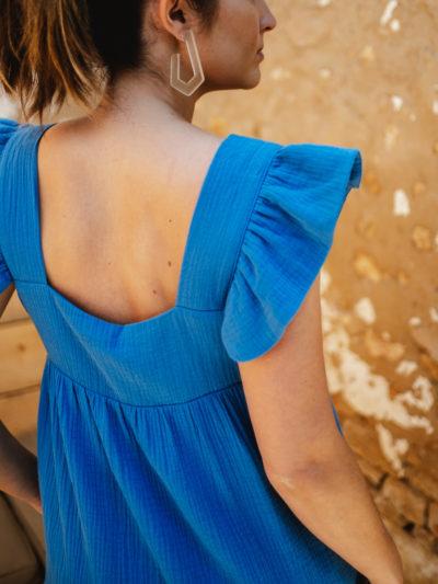 Robe ASSIA bleu