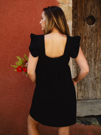 Robe ASSIA Noir