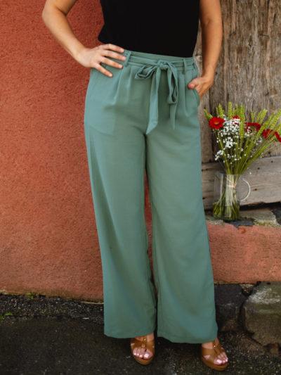 Pantalon PABLO Vert