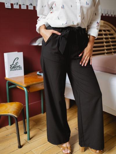 Pantalon PABLO noire