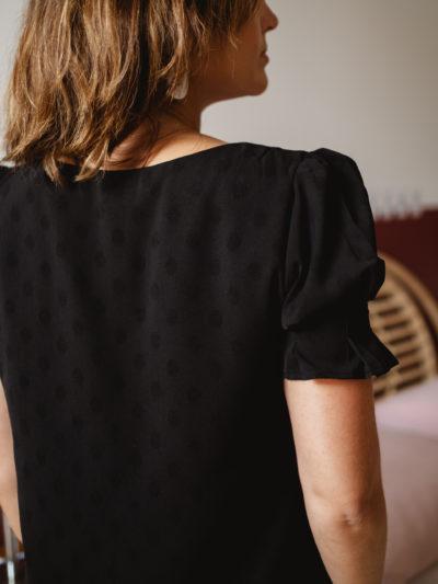 Robe COSIMA noire