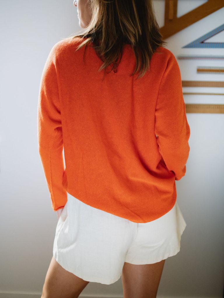 short-beige-prêt-a-porter-femme