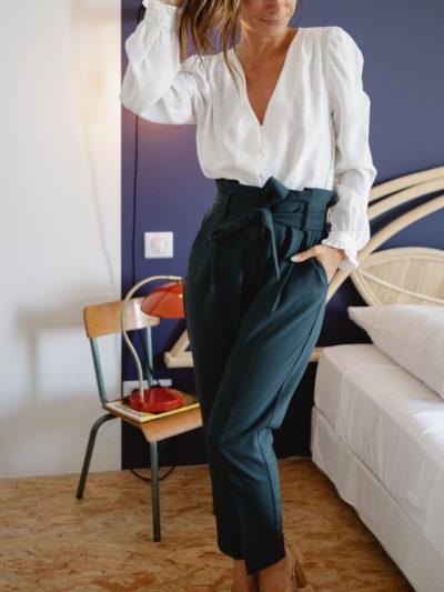 Pantalon ALEX Vert