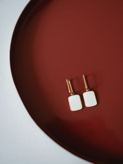 Boucles : YELL blanche